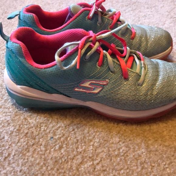 Skechers Shoes | Girls Size 3 | Poshmark